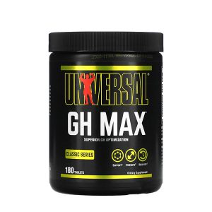 GH MAX 180 TABS Universal nutrition 800x800