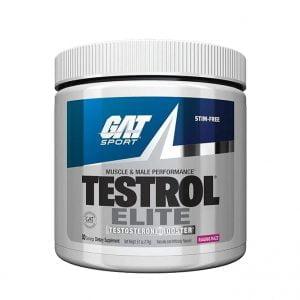 TESTROL ELITE Testosterone Booster Gat Sport