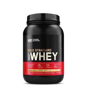 Gold Standard 100% Whey Protein 907g Optimum Nutrition