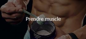 Prendre muscle